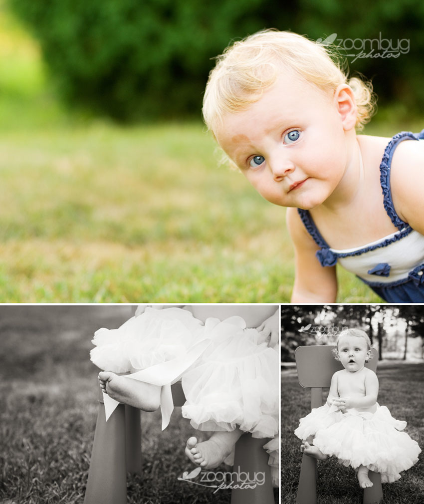 first birthday pictures with tutu in the park
